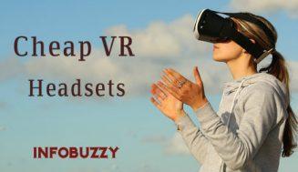 Top 5 Cheap VR Headsets Below 1000 INR
