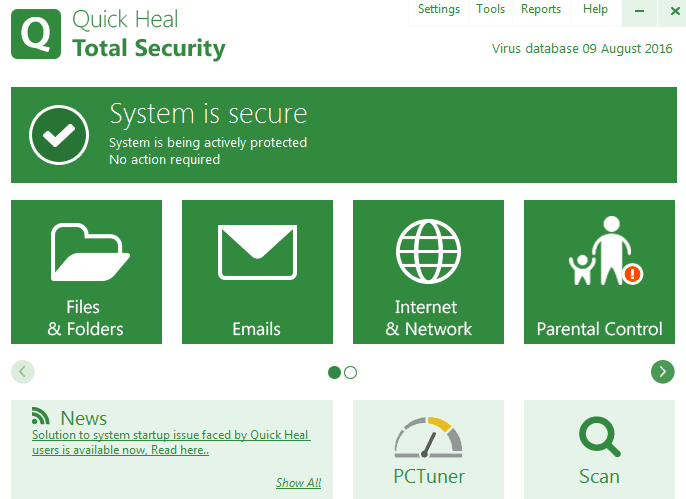 quick-heal-total-security-dashboard