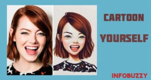 caricature yourself free