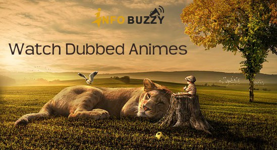 watch anime dubbed online