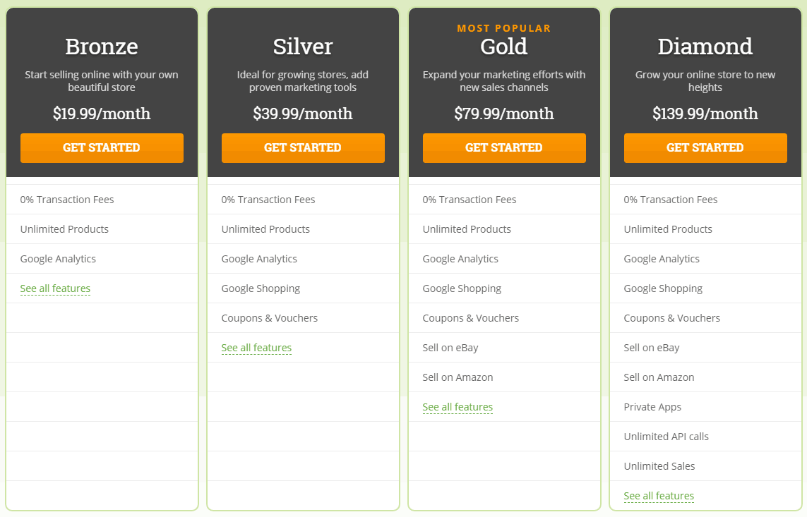 online-store-hosting