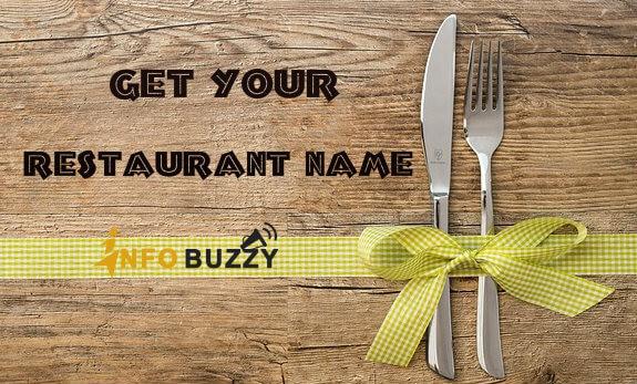restaurant name generators